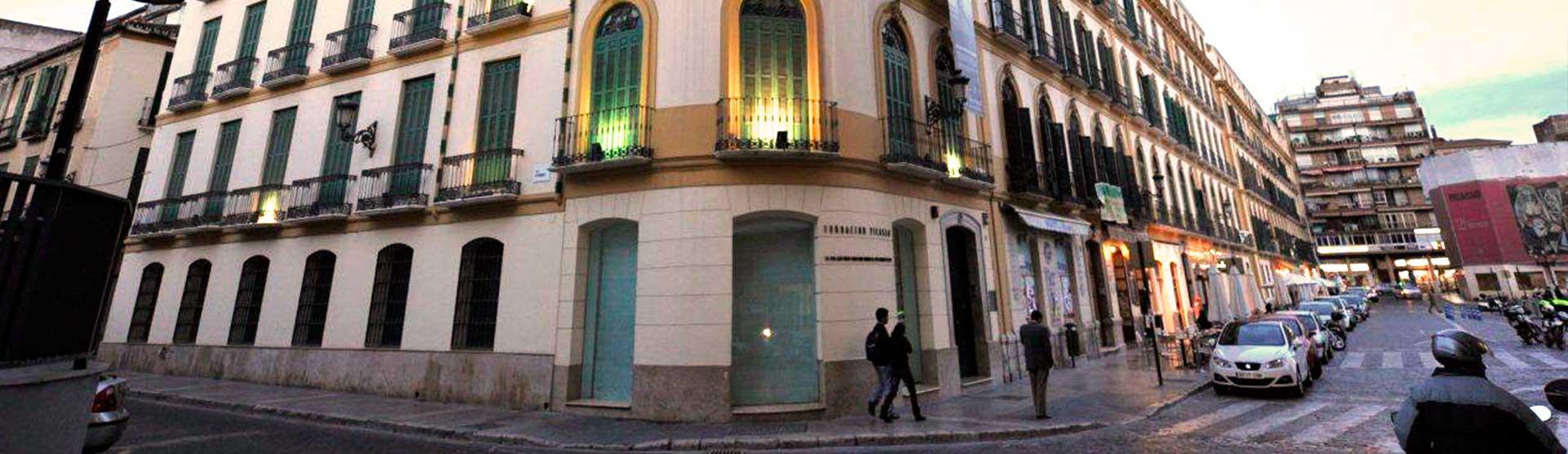 Lugares que visitar en m laga excursiones museos - Casa natal de picasso ...