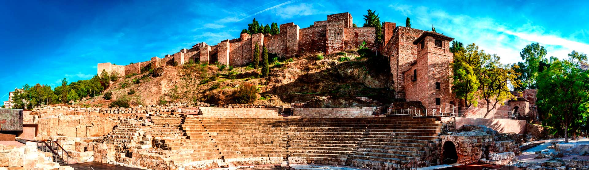 15 impresionantes lugares para visitar en Málaga.