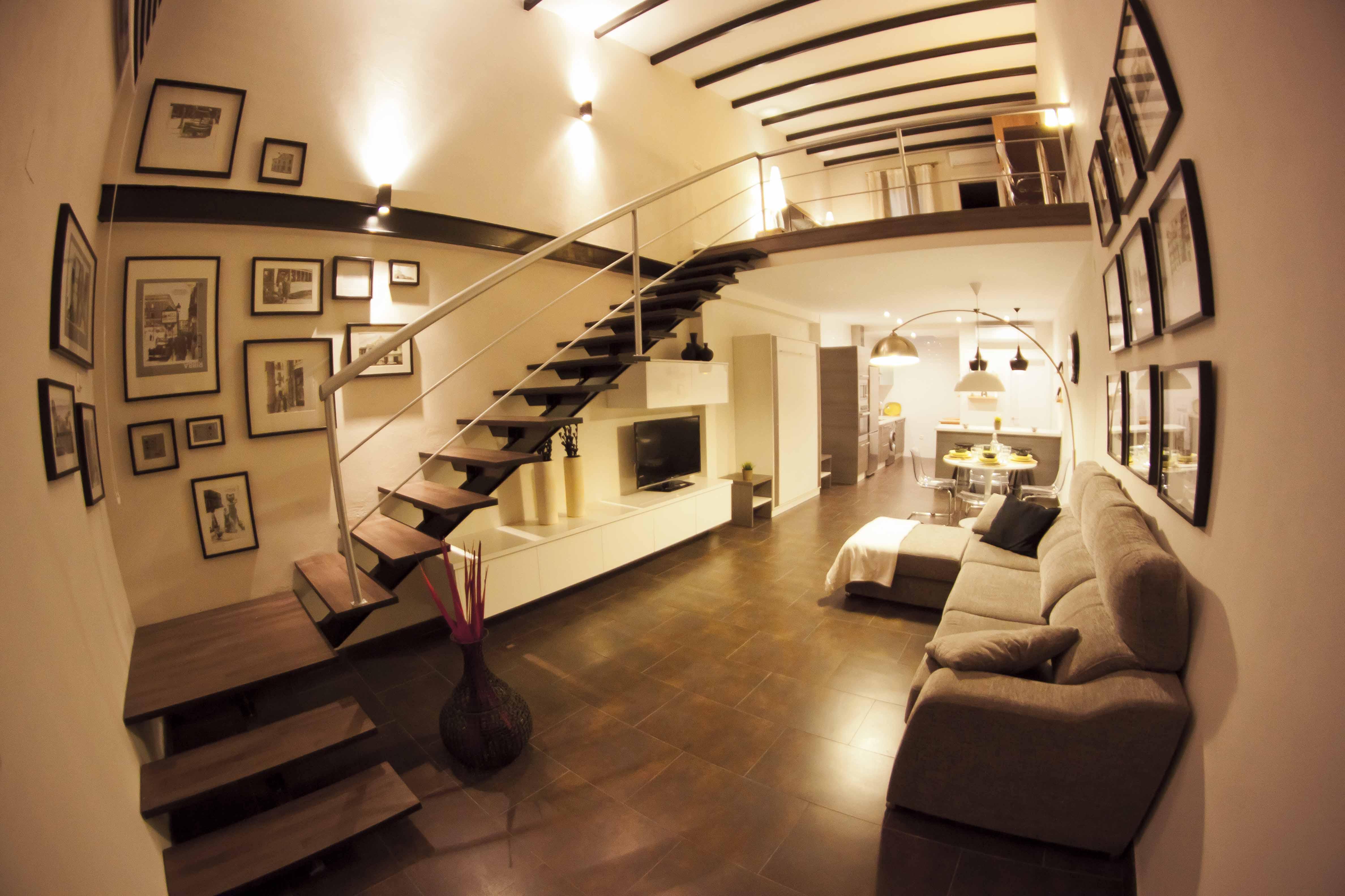 Alquilar un loft en malaga