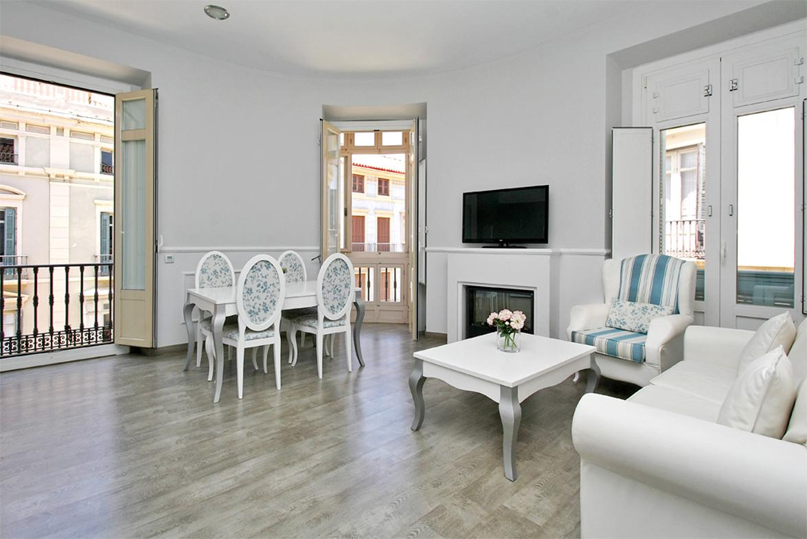 Alquilar apartamento de lujo en Málaga