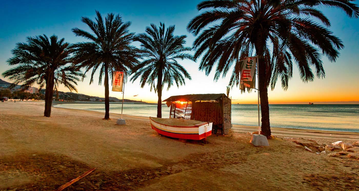 Alquiler de apartamentos en Málaga junto al mar