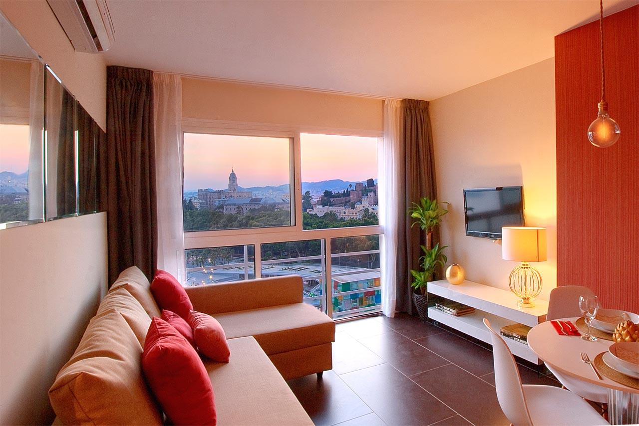 Apartamentos en la Costa del Sol