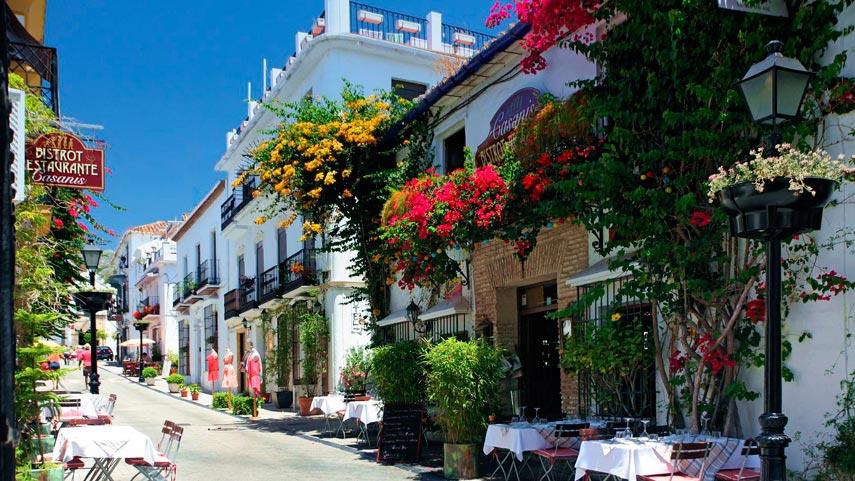 Marbella, la ciudad más bonita de Málaga