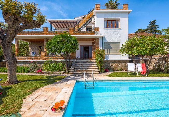 Villa Fabiola en Málaga