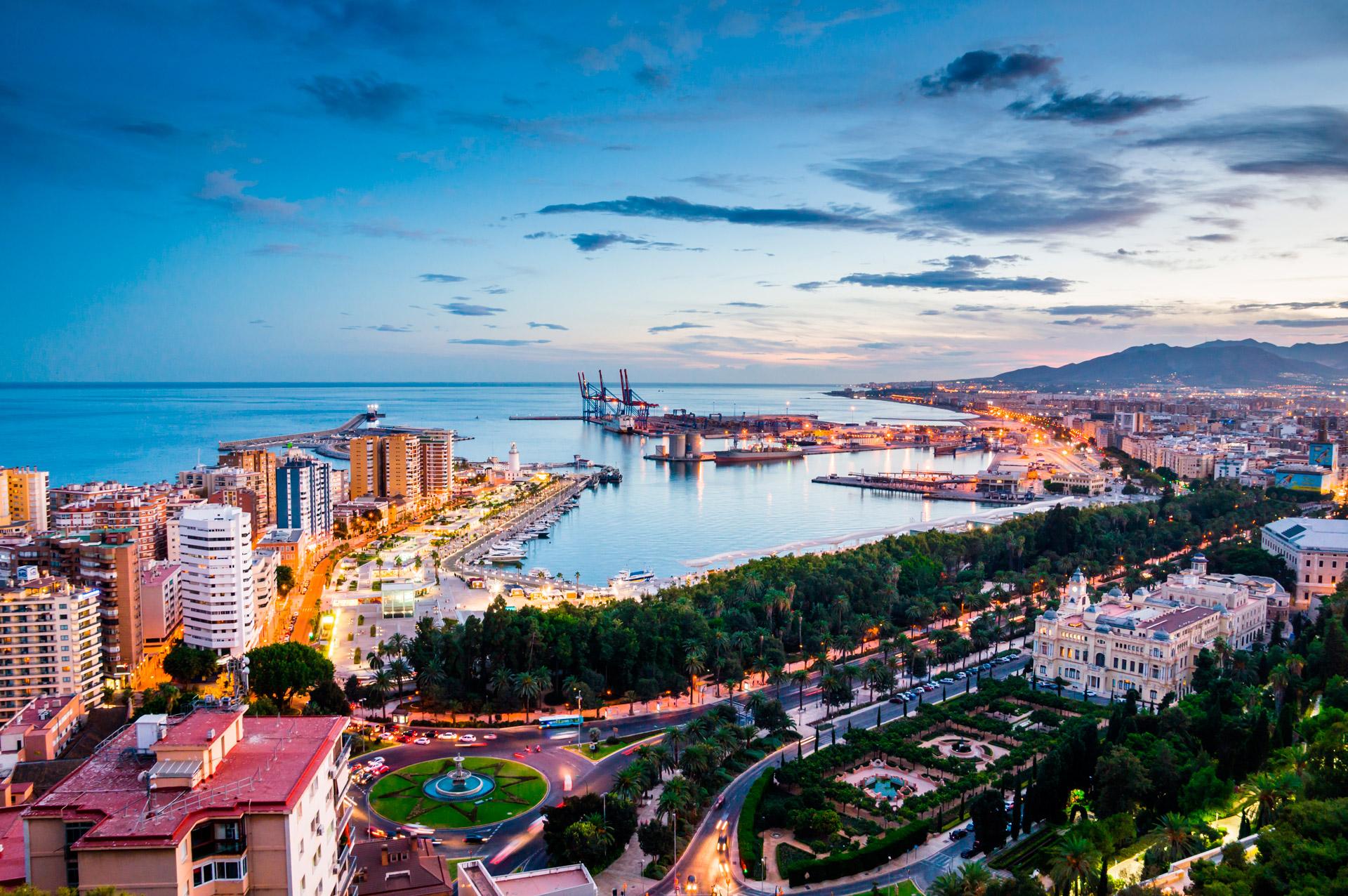 Apartamentos en Malaga capital