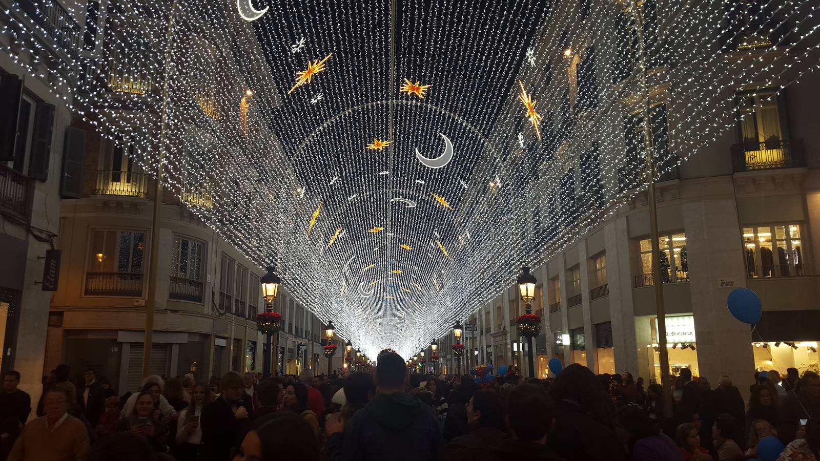 Alquiler apartamentos. Navidad Malaga 2015