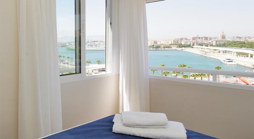 Apartamentos con vistas al mar en Málaga