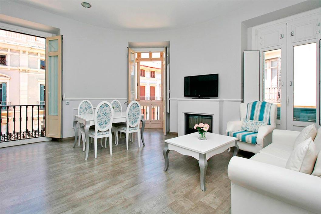 Apartamentos en Málaga centro