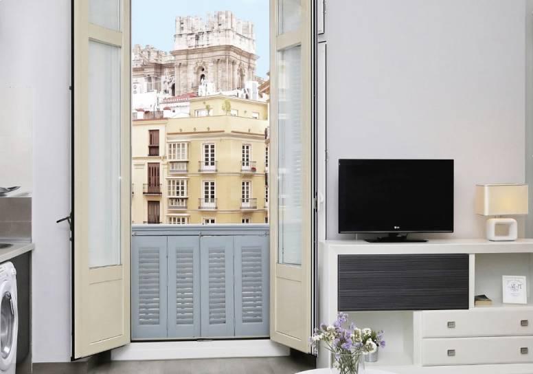 Apartamento para vacaciones en la Calle Larios de Málaga