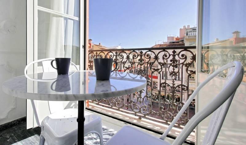 Alojamientos románticos en el centro de Málaga