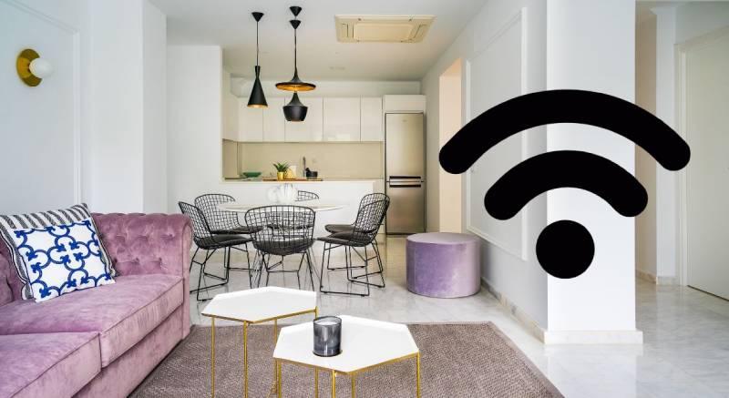 Apartamentos en Málaga con Wifi gratis