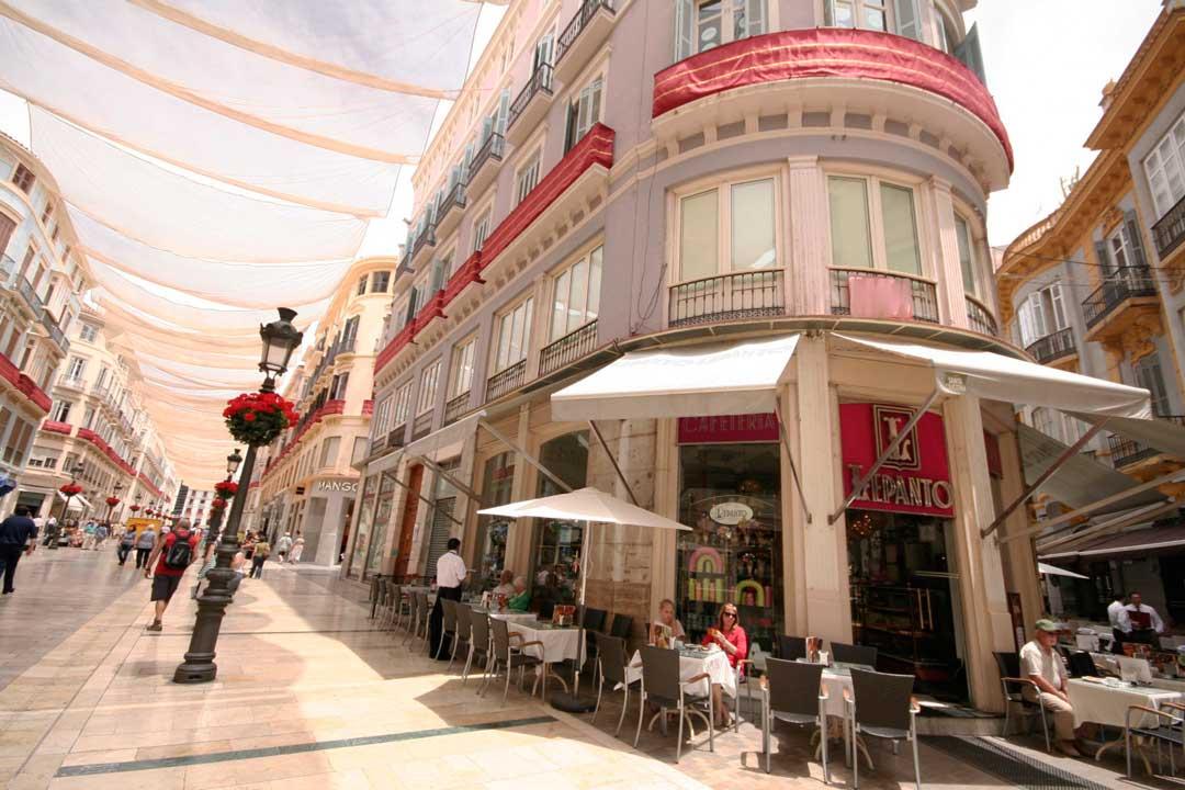 Apartamentos centro de Malaga