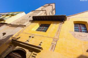 Iglesia de Santiago en Málaga